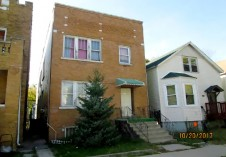S Marshfield Avenue Chicago IL Residential Purchase and Rehab
