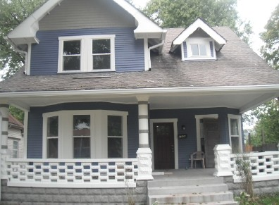 Winthrop Avenue Indianapolis Indiana Refi and Rehab