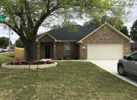 Woodmont Trail Fort Worth Texas Cash Out Refi and Rehab