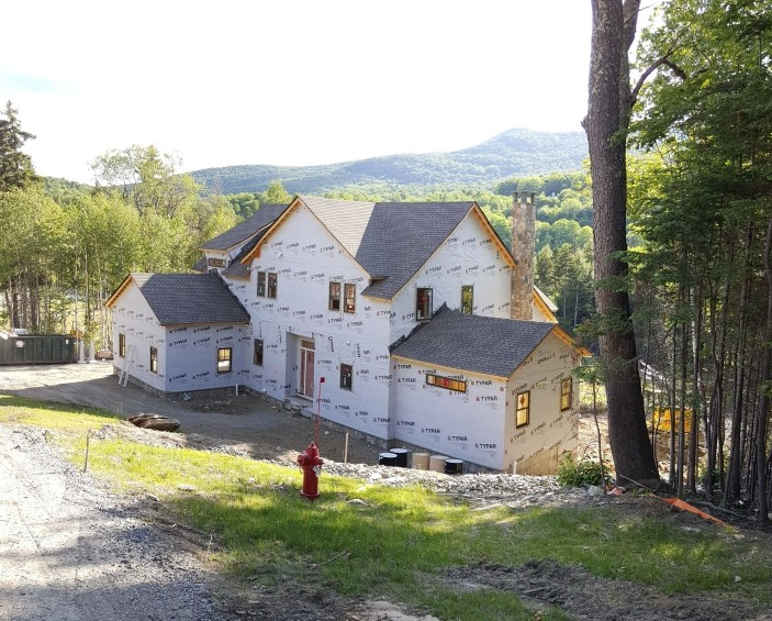 Vermont High End Refi and Finish
