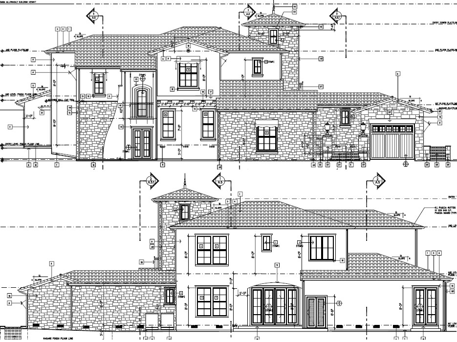 Sunningdale Way Gilroy CA Residential New Construction