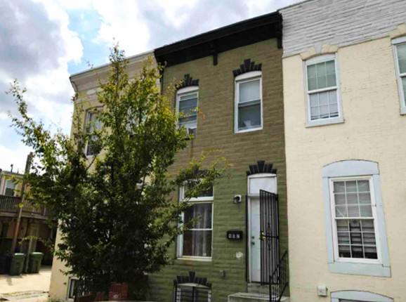 Montford Avenue Baltimore MD Residential Refi