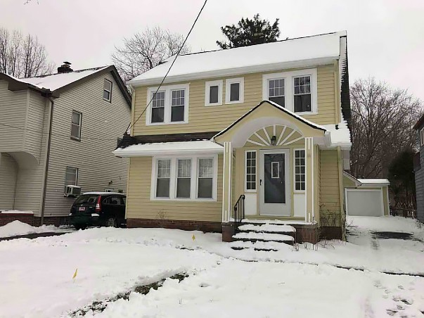 Cleveland Heights Ohio Two Property Residential Refi Portfolio
