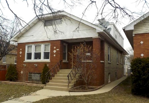 W Newport Avenue Chicago Illinois Residential Purchase and Rehab
