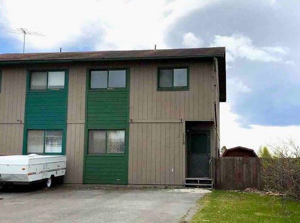Fred Circle Anchorage Alaska Residential Purchase and Rehab