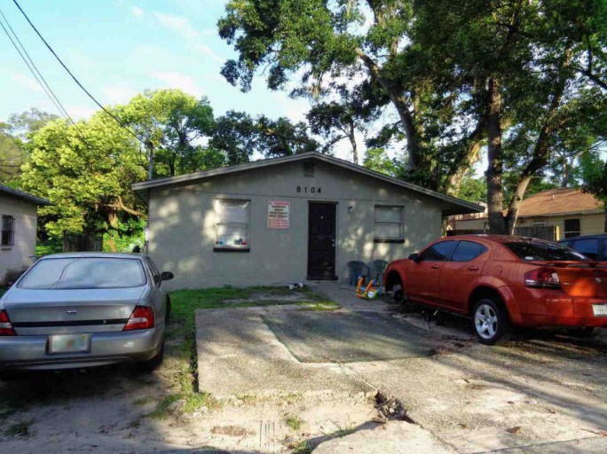 N 18th Street Tampa Florida Duplex Purchase