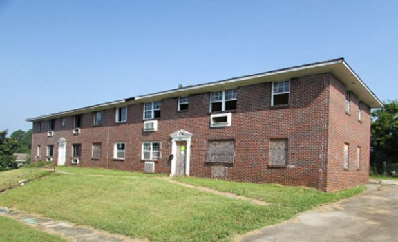 Birmingham Alabama Commercial Purchase and Rehab