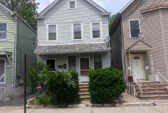 Passaic, NJ 2-Family Purchase & Rehab