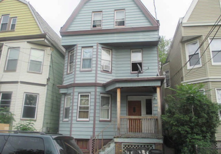 Newark NJ 2-Family Fix and Flip