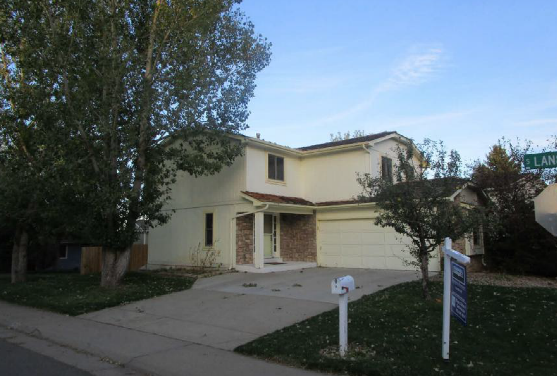 Denver Metro Investment Property