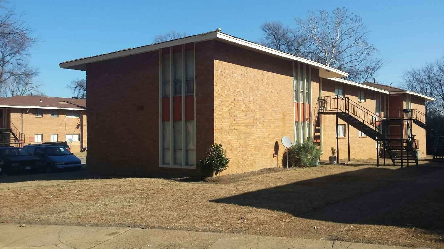 Garden Apartment Complex Refi and Rehab in Memphis - Tranche I