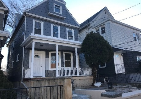 9th Avenue Mt Vernon NY Duplex Purchase and Reno