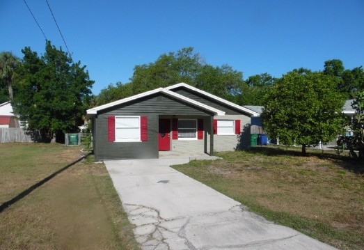 S Elliott Street Tampa Florida Residential Purchase and Rehab